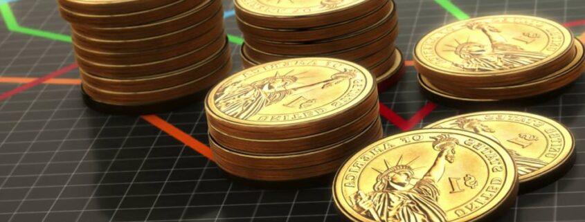 EU-Währung hat ein Minimum erreicht