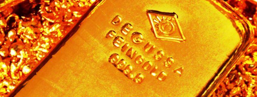 Cena złota powróciła do znaku 1737 dolarów
